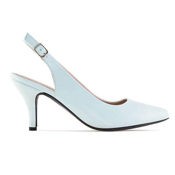 Andres Machado, Pumps AM5231 Klassische Qualität Pumps, blau  Gute Qualität Klassische beliebte Schuhe eeac4d