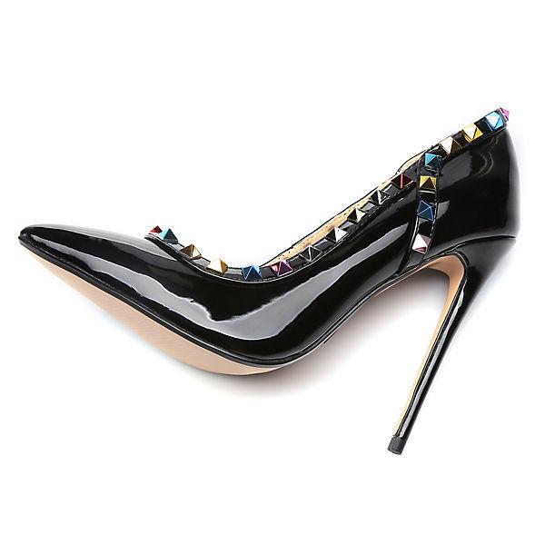 Giaro, Gute Klassische Pumps, schwarz  Gute Giaro, Qualität beliebte Schuhe bebca0