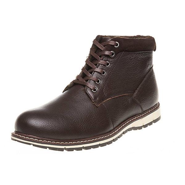 BORAS Boots Klassische Stiefeletten braun