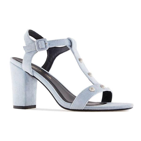 Andres Machado, blau Sandalette AM5271 Klassische Sandaletten, blau Machado,  Gute Qualität beliebte Schuhe c163a6