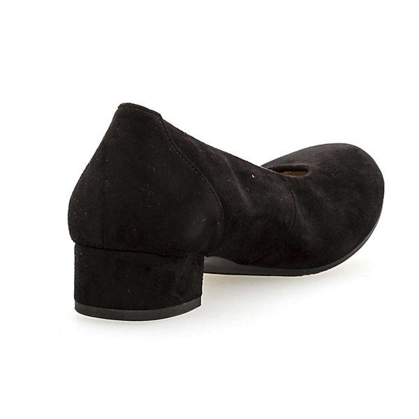 Gabor, Trotteur Klassische Pumps, schwarz Schuhe  Gute Qualität beliebte Schuhe schwarz 0707e2