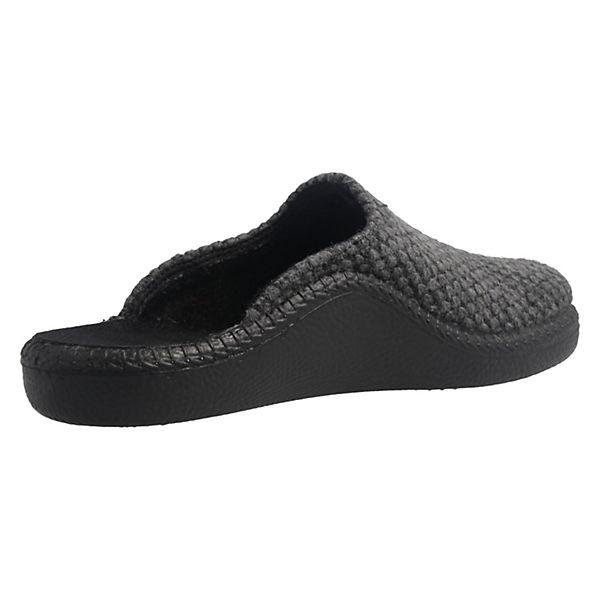 ROMIKA, Clogs Pantoffeln, & Hausschuhe Pantoffeln, Clogs grau   a29c26