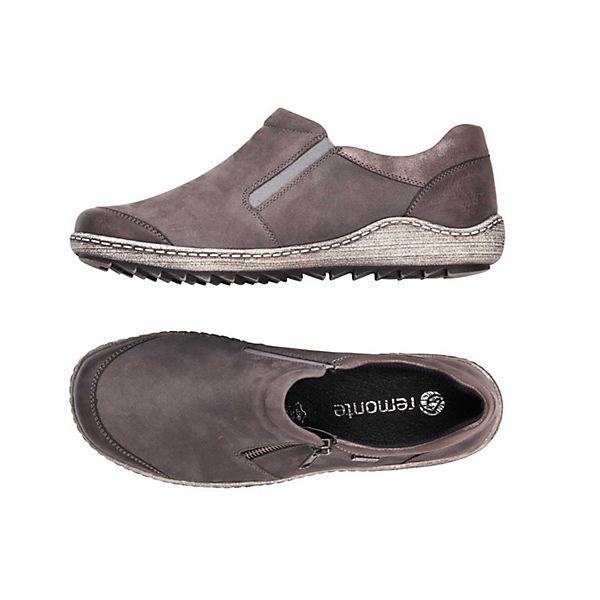 remonte, Gute Klassische Halbschuhe, grau  Gute remonte, Qualität beliebte Schuhe ad70f5