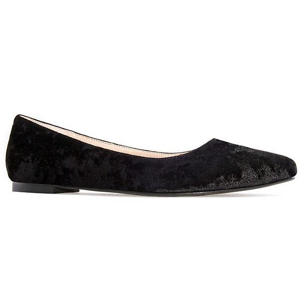 Andres  Machado, Ballerina AM5228 Klassische Ballerinas, schwarz  Andres Gute Qualität beliebte Schuhe 02052a