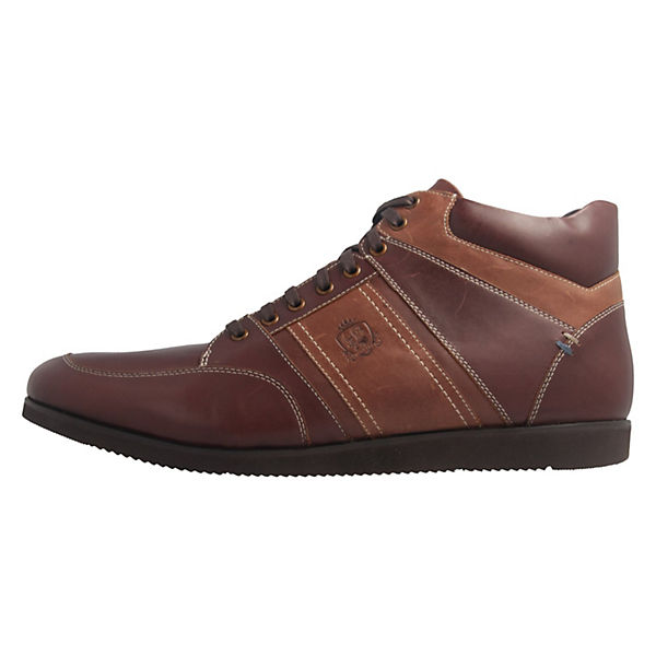 MANZ Boots ION Strobel GKlassische Halbschuhe braun  Gute Qualität beliebte Schuhe