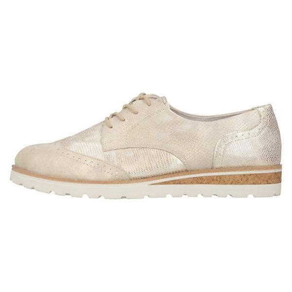 remonte HalbschuheKlassische Halbschuhe gold  Gute Qualität beliebte Schuhe