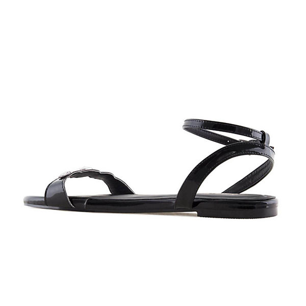 Andres Machado, Sandalen AM5235 Klassische Sandalen, schwarz  Gute Qualität beliebte Schuhe