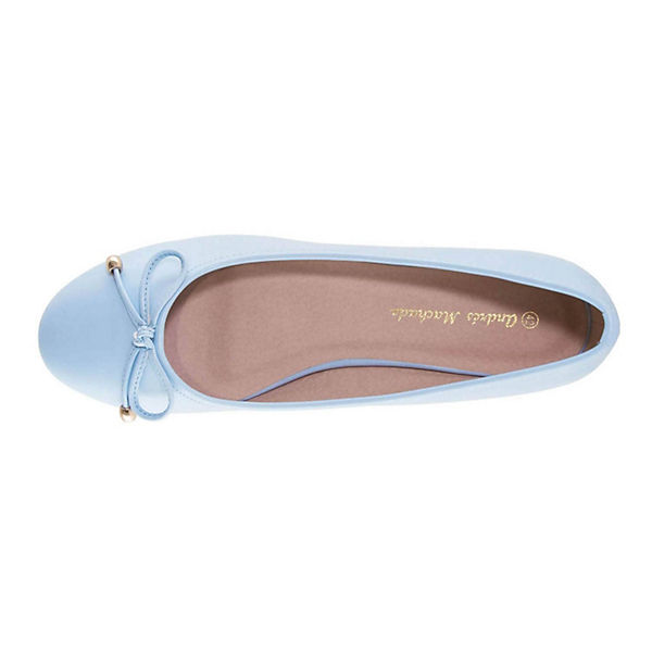 TG107 Klassische blau Andres Machado Ballerinas Ballerinas vCOOBq