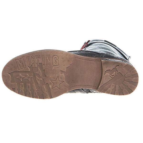 MUSTANG, Klassische Stiefel, Qualität blau  Gute Qualität Stiefel, beliebte Schuhe 5497dd