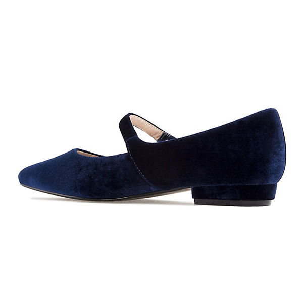 Andres Machado, Ballerina AM5204 Gute Klassische Ballerinas, blau  Gute AM5204 Qualität beliebte Schuhe 2b1d1d