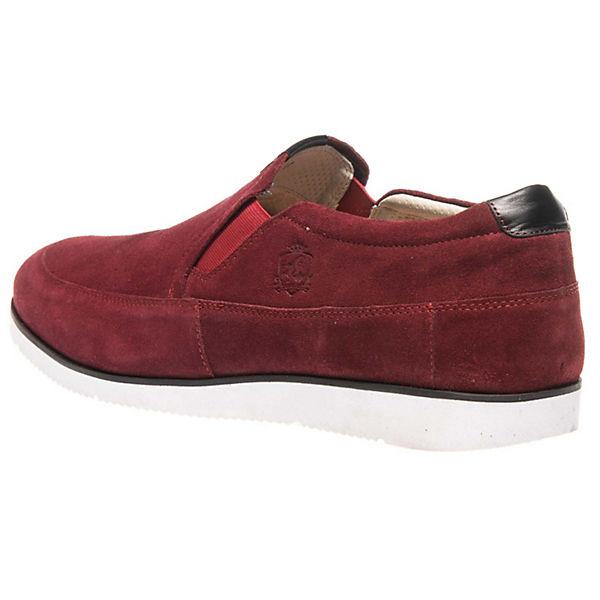 MANZ, Business Business MANZ, Schuhe, rot   297c8e