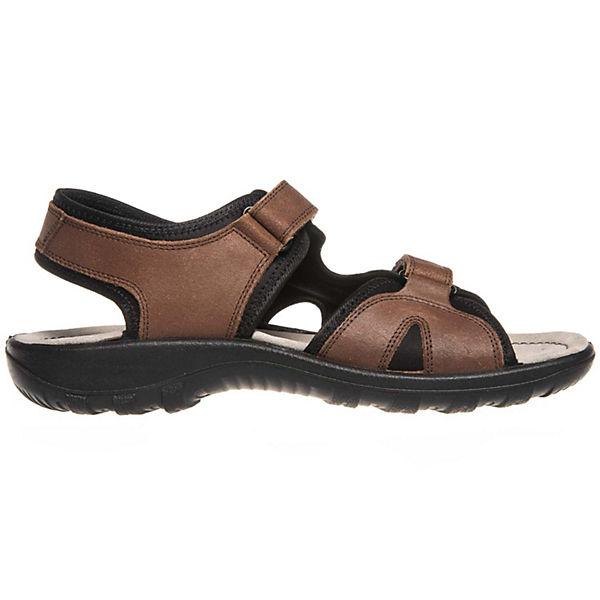 JOMOS, Sandalen Orlando Qualität Klassische Sandalen, braun  Gute Qualität Orlando beliebte Schuhe 91044e