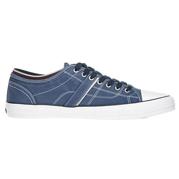 MUSTANG blau Sneakers Low blau MUSTANG Sneakers Low OpwzUq0