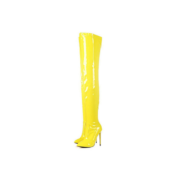 Giaro Giaro Giaro Stiefel Elegance 1004Klassische Stiefel gelb  Gute Qualität beliebte Schuhe e95054