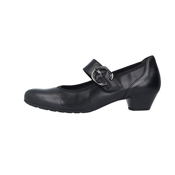 Gabor, Trotteur Klassische Pumps, schwarz  Gute Qualität beliebte Schuhe