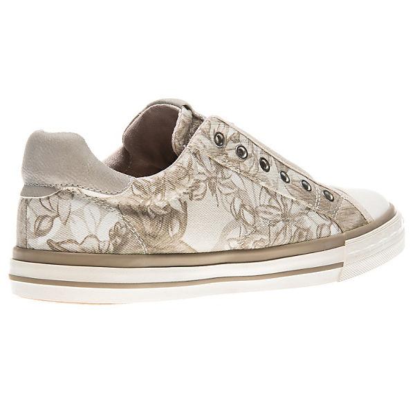 MUSTANG, Sneakers Sneakers MUSTANG, Low, beige   b74561
