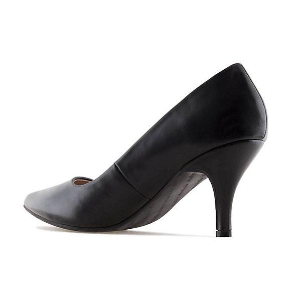 Andres Machado, Pumps AM5286 Klassische Pumps, schwarz  Gute Qualität beliebte Schuhe