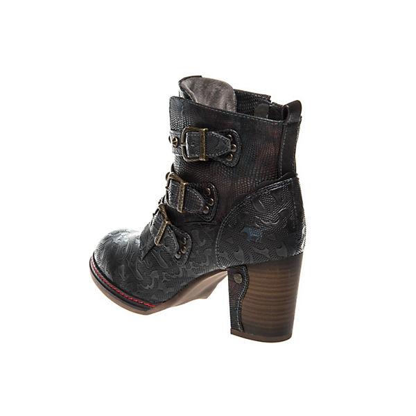 MUSTANG, Klassische Stiefeletten, blau Schuhe  Gute Qualität beliebte Schuhe blau 95de6c