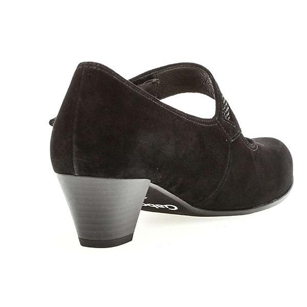 Gabor, Klassische Qualität Pumps, schwarz  Gute Qualität Klassische beliebte Schuhe 25fc65