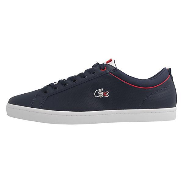 Low Sneakers blau Straightset SP 317 1 CAM LACOSTE Sneaker w0OTxBqB