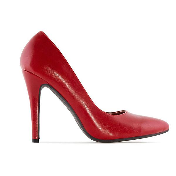 Andres Machado, Pumps AM5199 Klassische Pumps, Schuhe rot Gute Qualität beliebte Schuhe Pumps, 4b8a0d