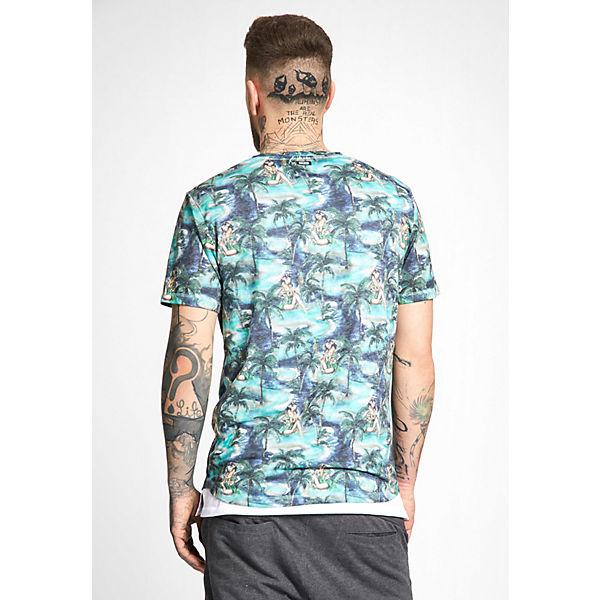 mehrfarbig Khujo TRISTANT Khujo Shirts Shirt Shirt xZRFUxq