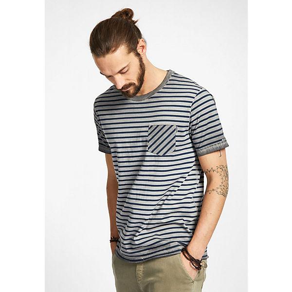 TICKT Shirt Khujo Khujo Shirts Shirt grau qtOOz