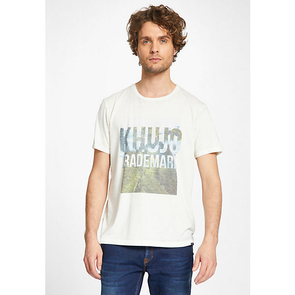 Khujo TYRONET Shirt Shirt TYRONET Shirts Shirts weiß Khujo dBAqBHX