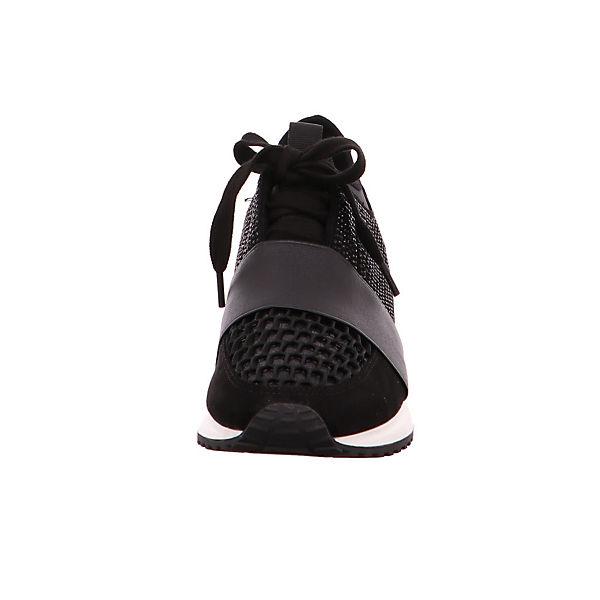 Strada© La Sneakers Strada© schwarz La schwarz Sneakers Low Low HIwx47Eqf