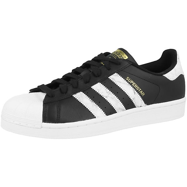 Originals Low Schuhe adidas schwarz SuperstarSneakers zXndAAqYx
