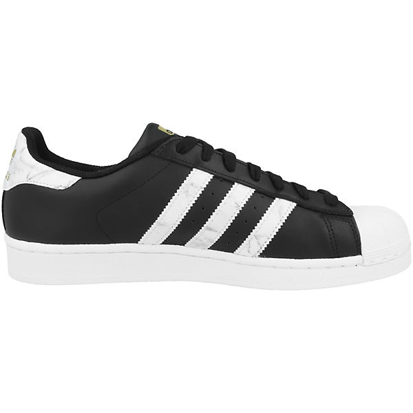 Schuhe Originals Low SuperstarSneakers schwarz adidas vSq1x