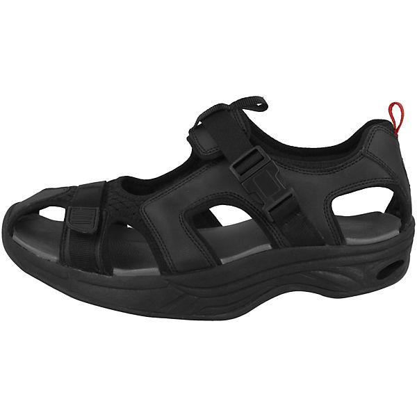 chung TrekkingKlassische shi, Sandale Comfort Step TrekkingKlassische chung Sandalen, schwarz  Gute Qualität beliebte Schuhe de5bbe