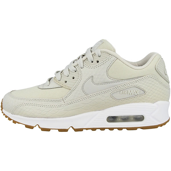 Nike Sportswear Schuhe Air Max 90 Premium WomenSneakers WomenSneakers WomenSneakers Low creme  Gute Qualität beliebte Schuhe 4ca8db