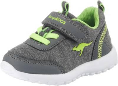 KangaROOS, Sneakers Low CITYLITE für Jungen, dunkelgrau