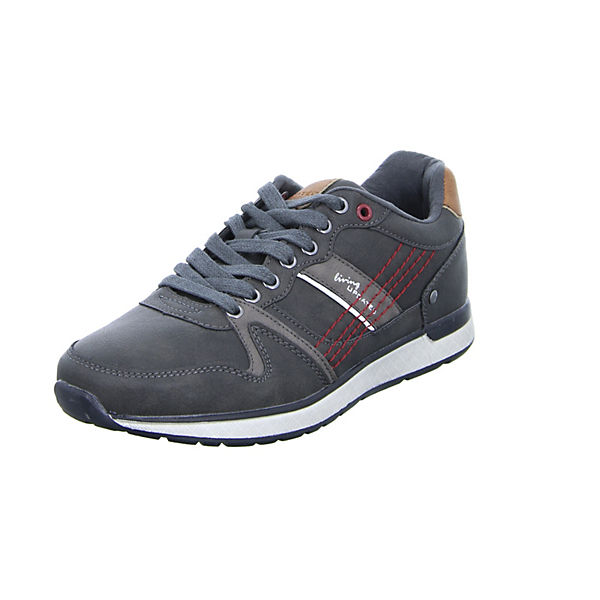 grau Low Updated Living Updated Sneakers Living xXREZw