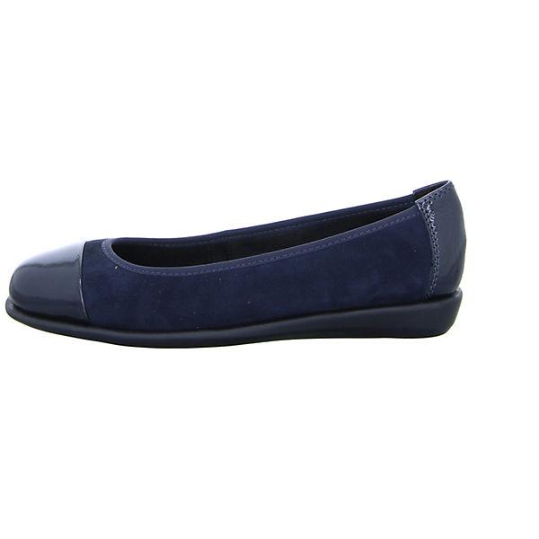 BOXX, Klassische Ballerinas, blau  Gute Qualität beliebte Schuhe