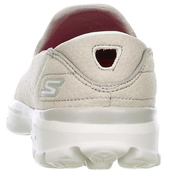 SKECHERS, Go Walk 3-Revive, beige Schuhe  Gute Qualität beliebte Schuhe beige f300ee
