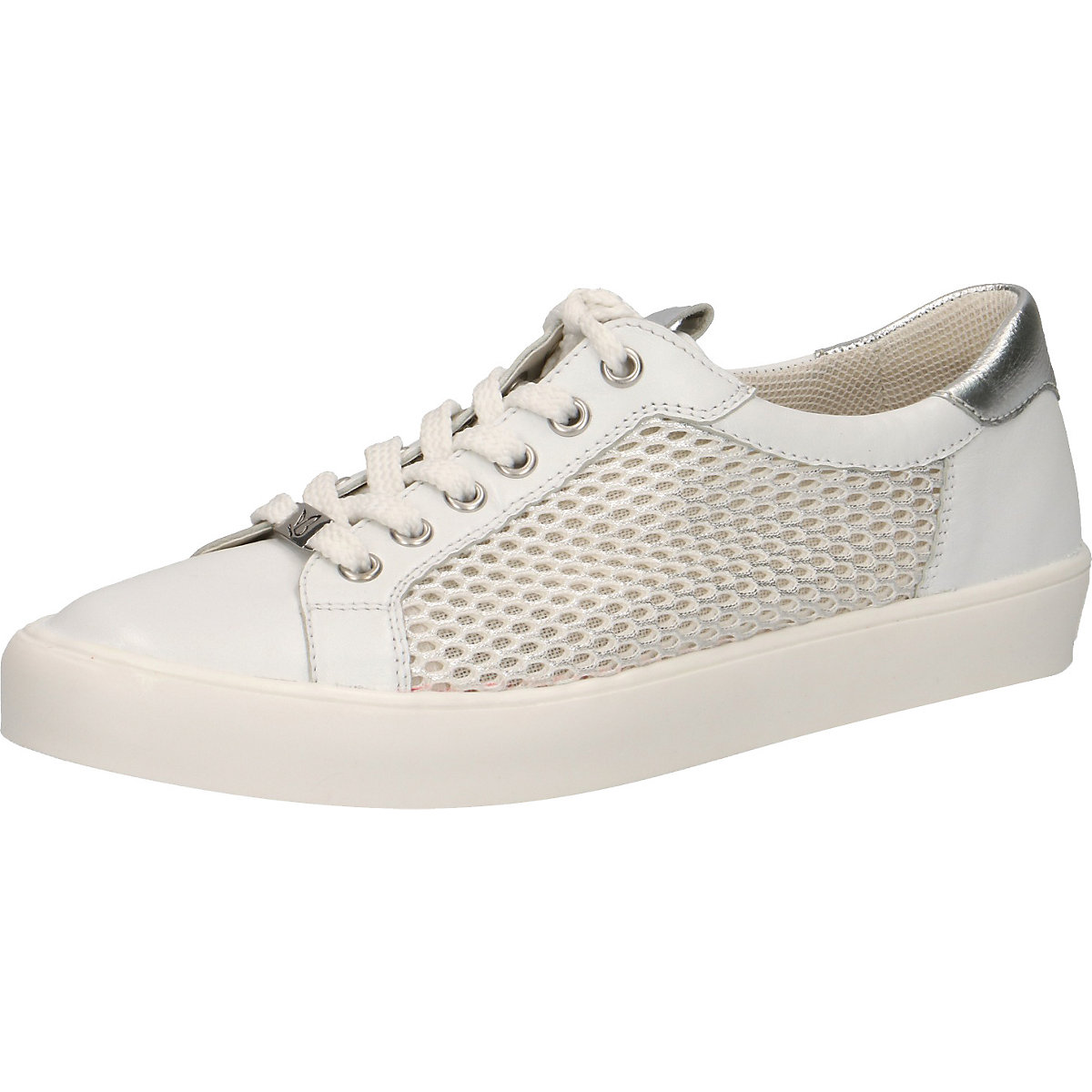 CAPRICE, Turnschuhe Low, weiß  Gute Qualität beliebte Schuhe