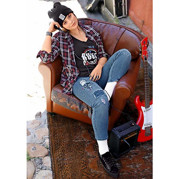 Jeanshosen blau Angel blau of Jeanshosen of Angel Angel of Style Style RqxCnd66