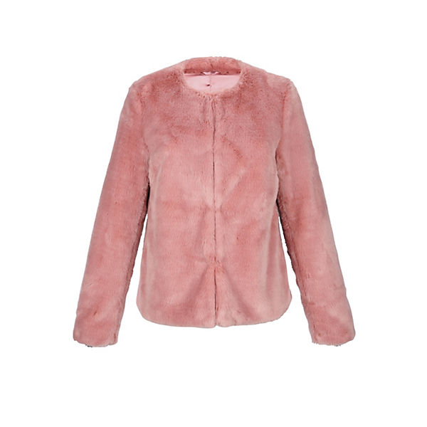 Amy Vermont Winterjacken rosa
