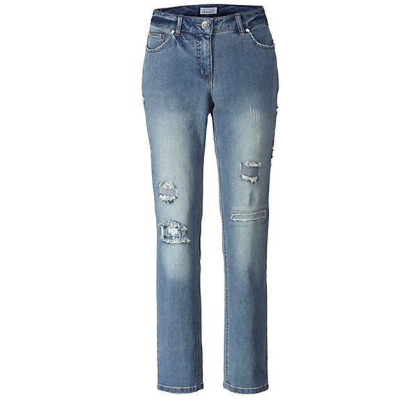 Style of blau Angel blau Style Style of Angel blau Angel Jeanshosen Jeanshosen of Jeanshosen OOwn6HIP