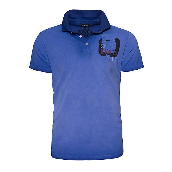 CODE-ZERO Poloshirt RIG POLOPoloshirts blau
