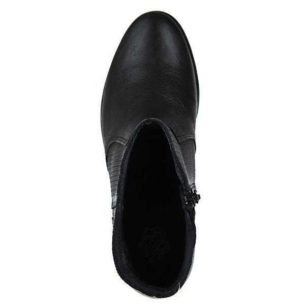 DOUGIEKlassische Eden Apple of Boots schwarz Stiefel Anlöe I7HqS