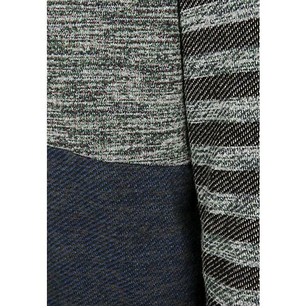 mit Kapuzenpullover amp; blau MixSweatshirts Soda Scotch Muster 7Rpqx