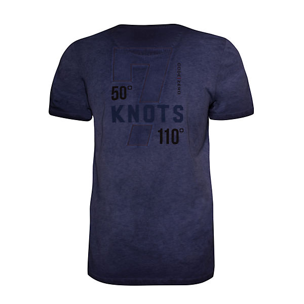 SHIRTT Shirt CODE BIG T ZERO dunkelblau RIG T Shirts xwqYgZRqCE