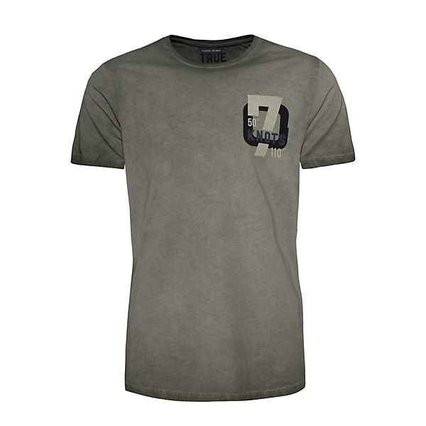 Shirt T Shirts BIG SHIRTT ZERO khaki RIG CODE T UEqXFpBw