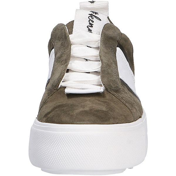 Kennel Low Sneakers grün Sneaker amp; Schnürschuh Schmenger Sportiver BrTwB4