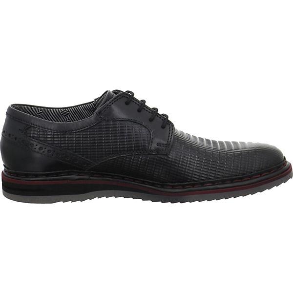 DANIEL HECHTER, Gute FLORENCE Business-Schnürschuhe, schwarz  Gute HECHTER, Qualität beliebte Schuhe 553883