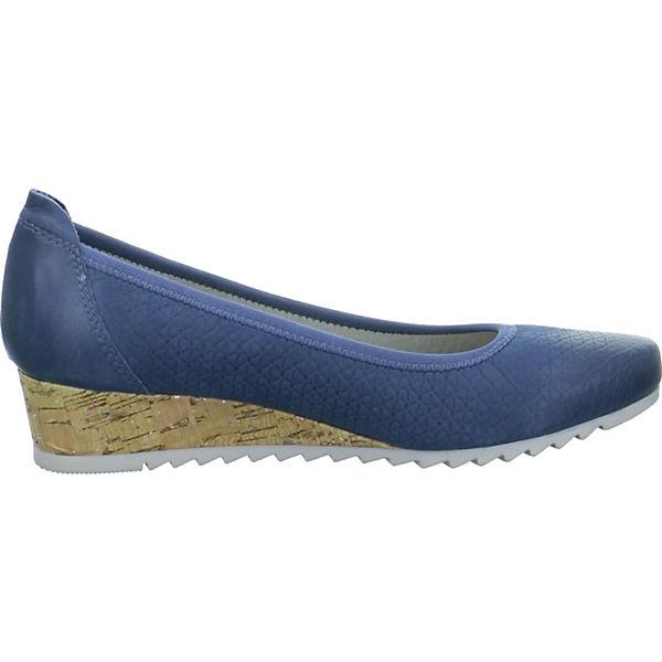 Jana, Keilpumps, beliebte blau  Gute Qualität beliebte Keilpumps, Schuhe e09664
