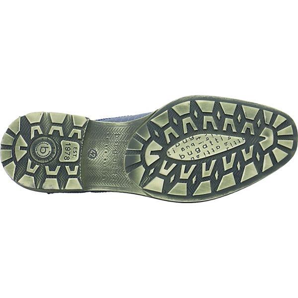 bugatti, Gute MARTE Business-Schnürschuhe, blau  Gute bugatti, Qualität beliebte Schuhe 4019fc